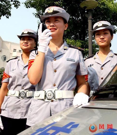 """柔性执法兴起?广州""""海选""""女城管相貌要好"""