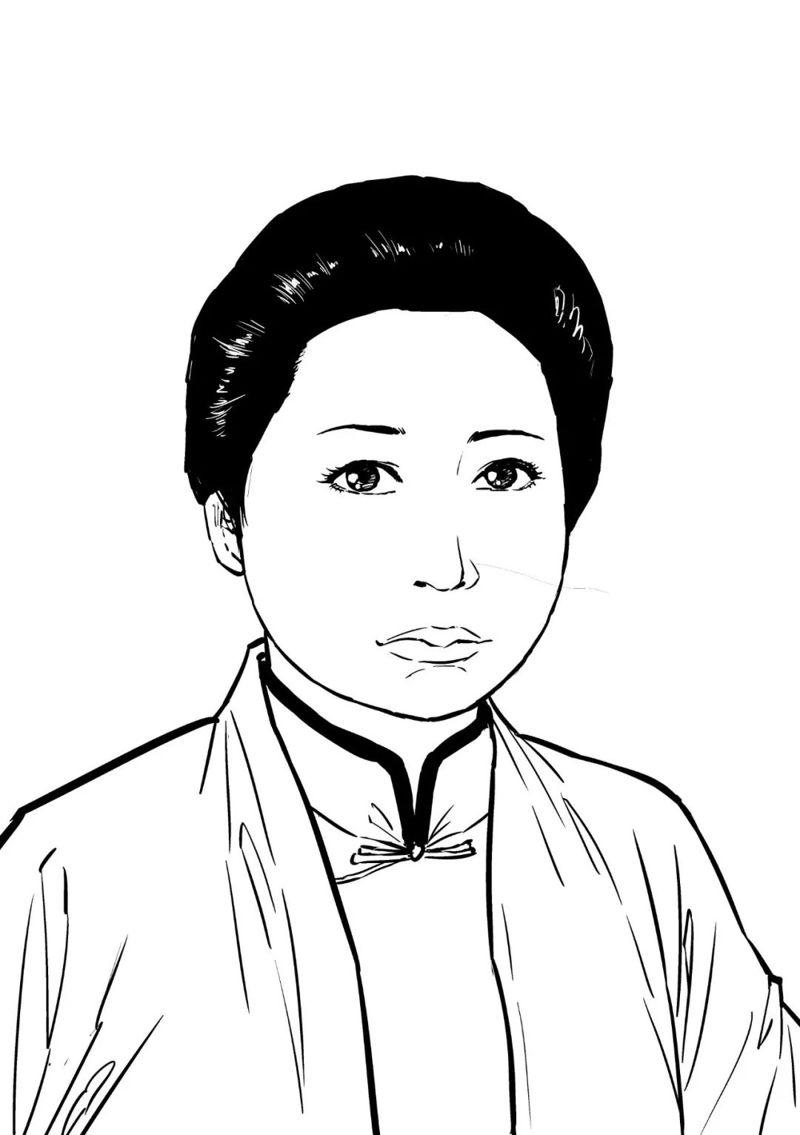 巾帼初心耀三湘 红色湘女故事汇  唐群英