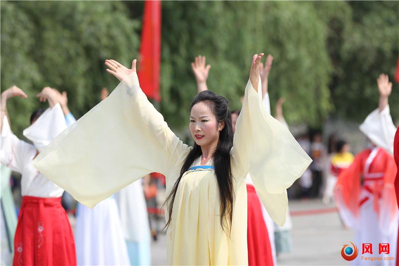 道县 瑜伽爱好者 汉服 旗袍 母亲节
