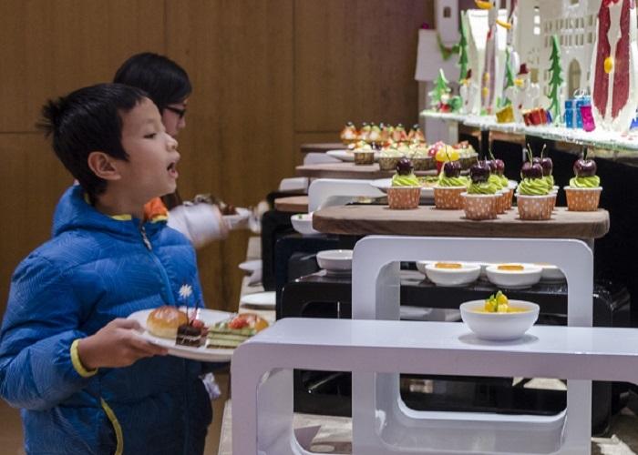 现代凯莱大酒店 儿童节亲子自助餐