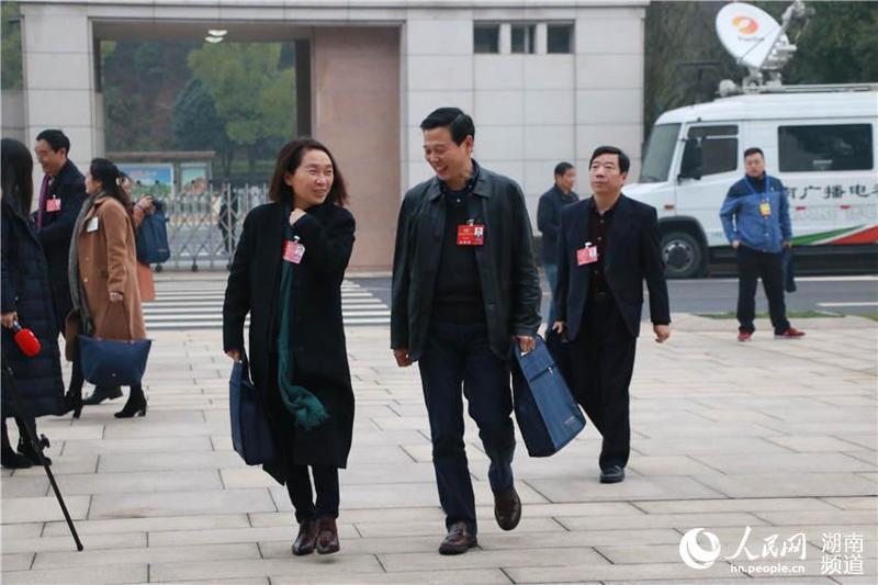 湖南两会 湖南省政协会议 湖南省人大会议 精准扶贫