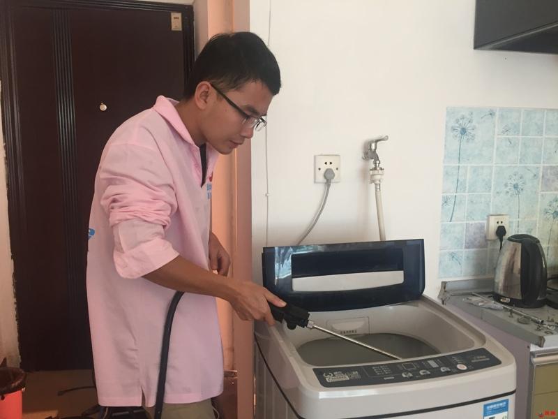 妇科病 皮肤病 洗衣机 洗衣机病菌 细菌