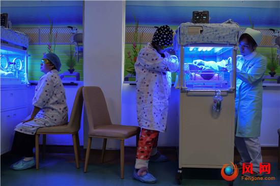 湖南省儿童医院 黄疸 蓝光治疗