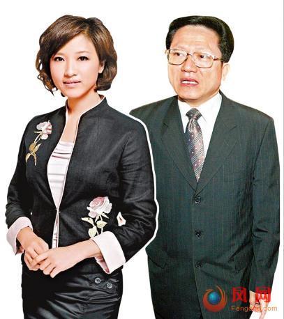 李修平许戈辉 嫁给身份显赫者的美丽女主播
