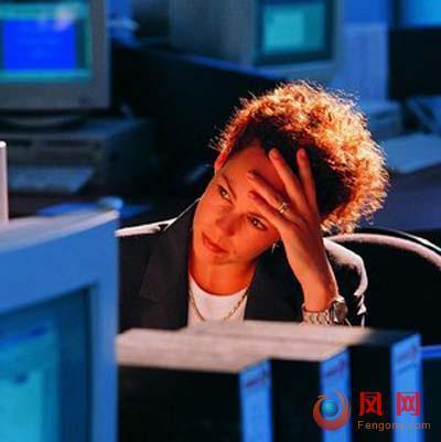 深度剖析都市人职业倦怠症:你对工作腻了吗?