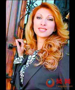 塞浦路斯美女主播不满被炒 买凶暗杀老板(图)