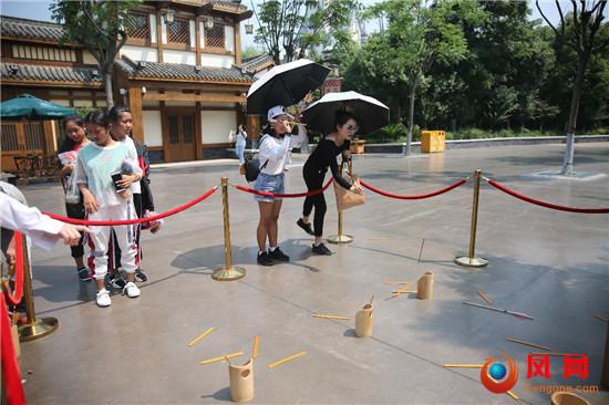 端午节 株洲方特乐园