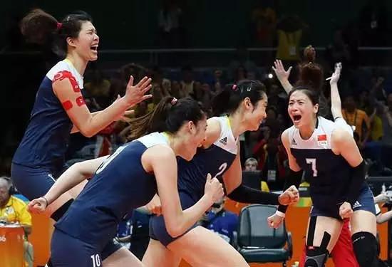 中国女排 女排教练郎平 女排精神 中国女排决赛