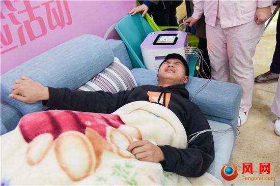 妇女节 致敬母爱·疼爱有加 分娩疼痛体验活动 湖南省第二人民医院 长沙市第十一中学