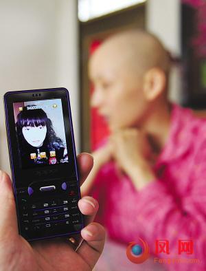 活给你看 85后癌症母亲直播抗癌人生(图)