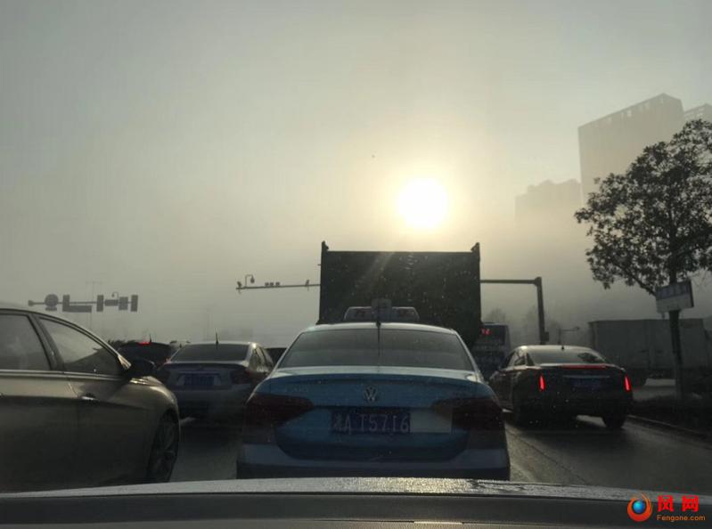 大雾 出行