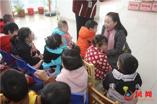 湖南省妇联 长沙市第一社会福利院 福利院 春节