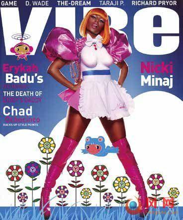 Nicki Minaj《Vibe》