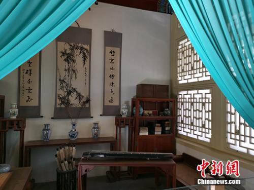 北京 北京大观园 红楼梦