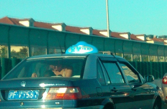 出租车内车震 偷拍出租车内车震