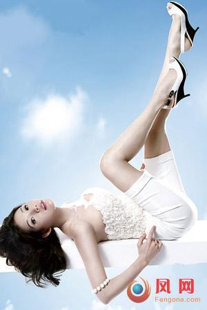 蒋勤勤白歆惠霍思燕 女星美腿是怎样练成的