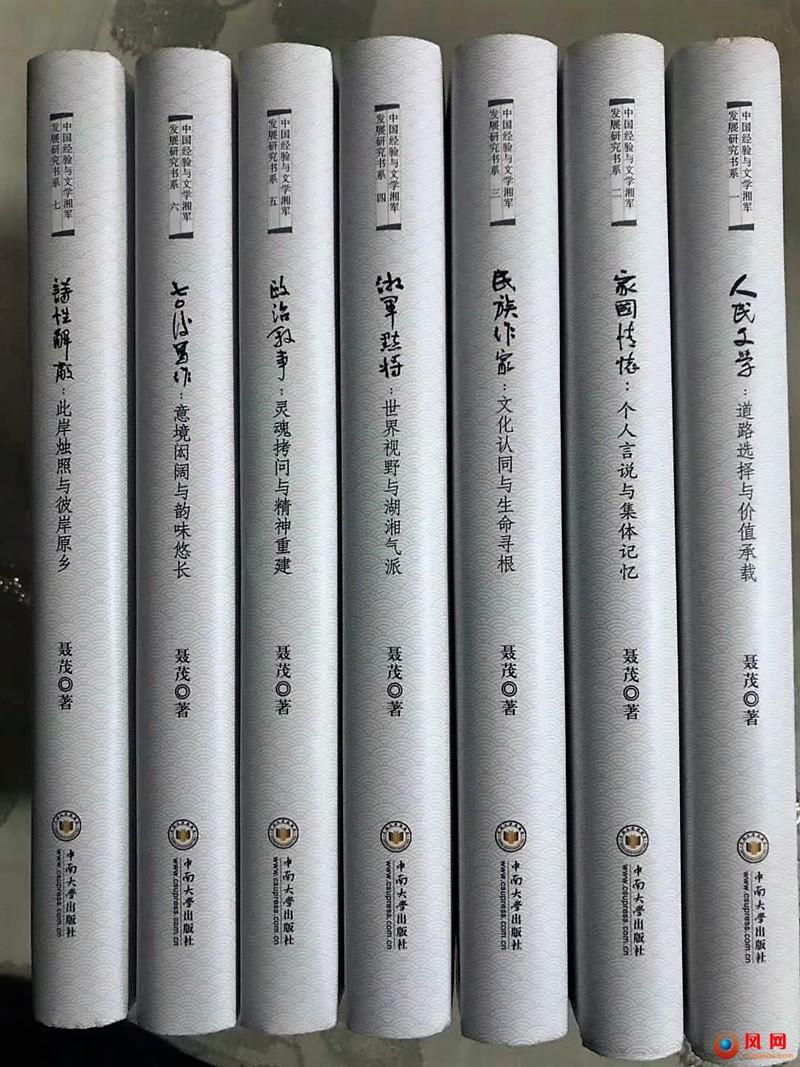专访 悦读 快速pk拾-快速pk拾彩票悦读 聂茂 中南大学 中国经验与文学湘军发展研究