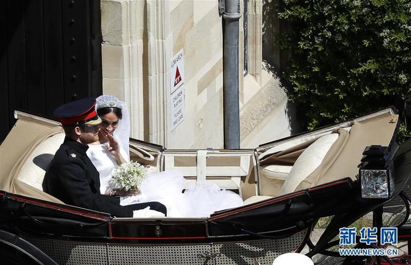 英国王子哈里 梅根