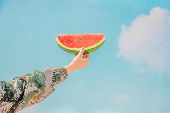 桃子 西瓜 食物相克 水果 夏天