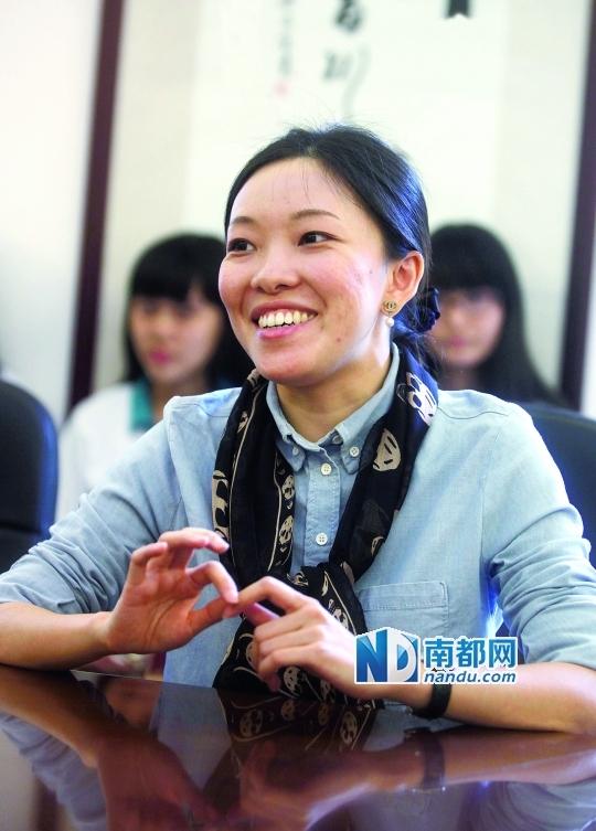 姚雯敏 随习近平出访女翻译