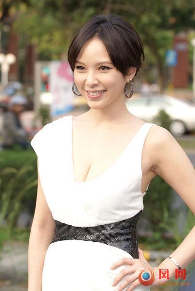 台湾最美胸部 胸 林志玲的胸 林志玲