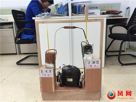 小发明家 专利证书 周南梅溪湖中学