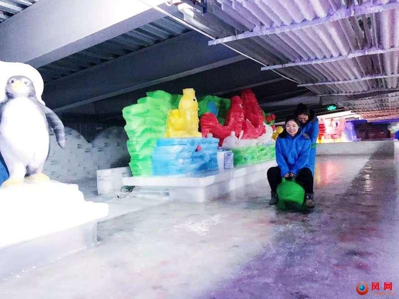 长沙冰雕展 十二生肖 新年
