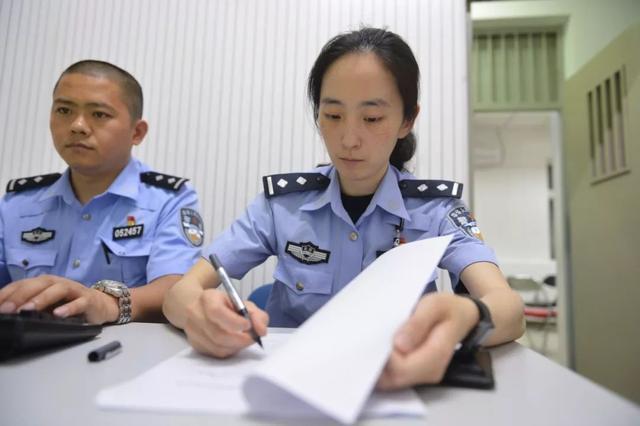地铁站 民警 猎狼小组 北京