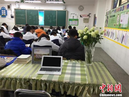 郑州 女教师 学校教育 随笔 教室