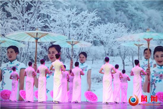 湖南永州 魅力旗袍队 全国旗袍大赛冠军