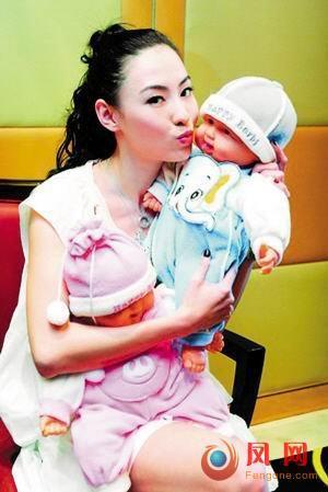 陈若仪_梁洛施陈若仪 盘点十大顺产的中国女星